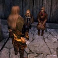 【もう一度Skyrim 6話】ファルクリースの従士になる 主人公が私兵ラッヤから逃げまくる理由