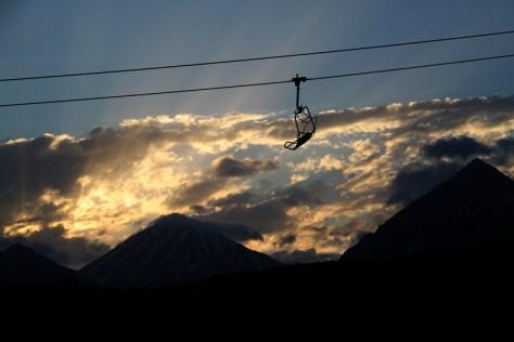 Gudauri to jakby nie było ośrodek narciarski