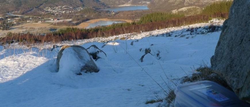 geocaching w Norwegii – kolejna odsłona
