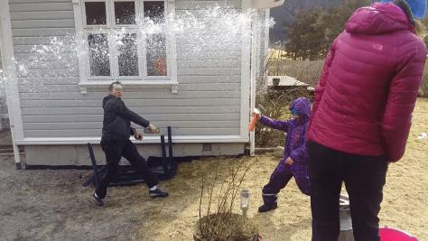 Lany Poniedziałek w Norwegii