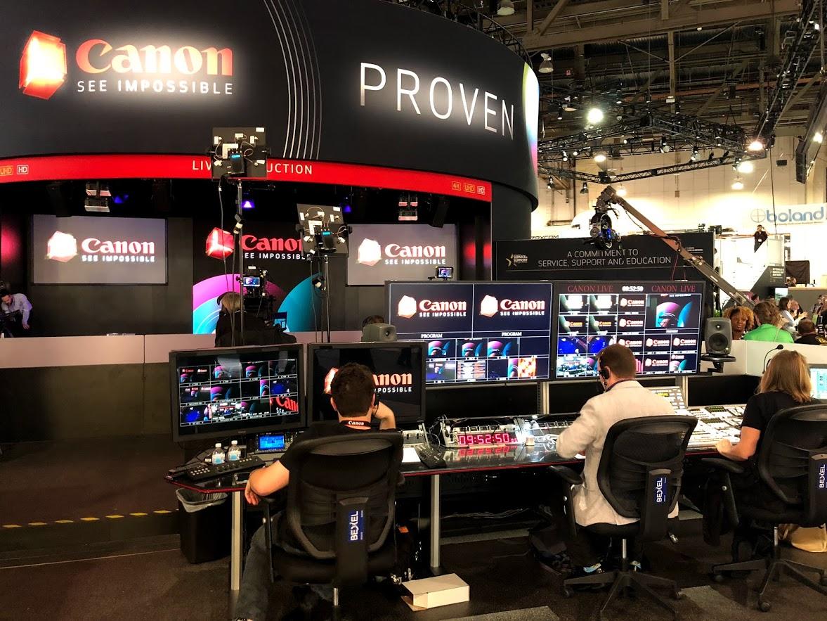 NAB 2018 Expo Las Vegas