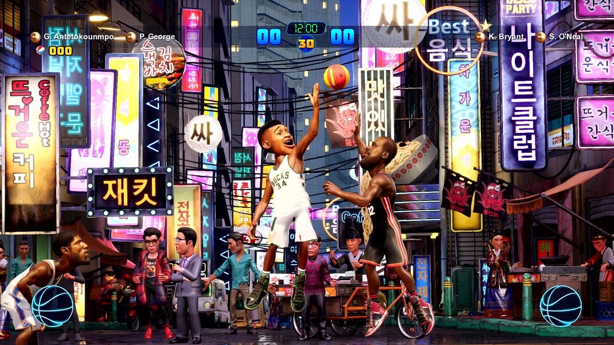 10月16日來玩《NBA 2K熱血街球場2》享受沒有限制的暢快籃球體驗 - JAZKO