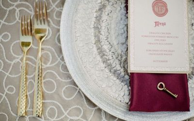 FEATURED: Harry Potter Styled Shoot