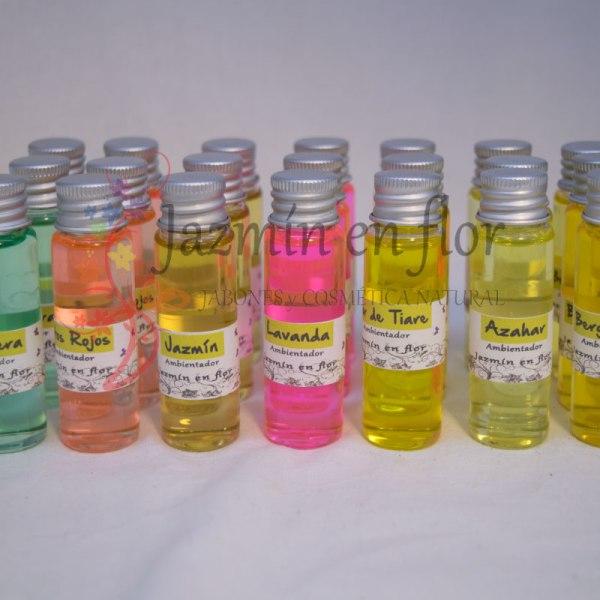 Ambientador líquido