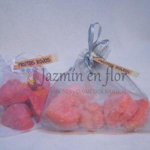 Ambientador sólido frutos rojos