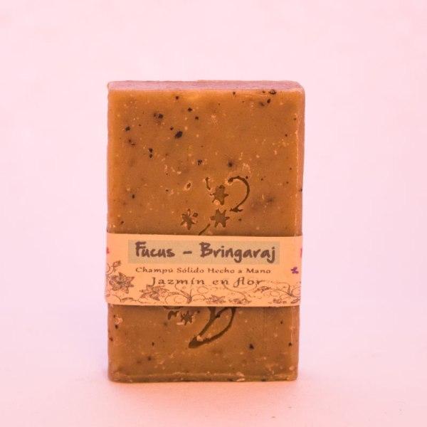 Champú sólido natural de fucus y bringaraj