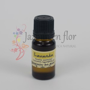 Aceite Esencial de Lavanda