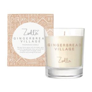 zoella-gingerbread-village