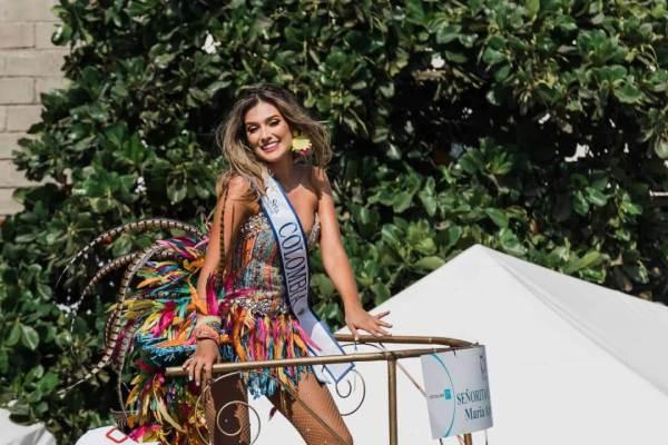 Colombia -Carnaval De Barranquilla 2020