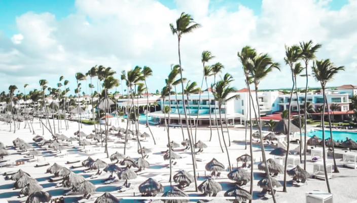 A Luxury Hotel In Punta Cana