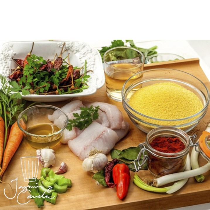 ingredientes de cuscús de pescado - cuscús dice Pesce