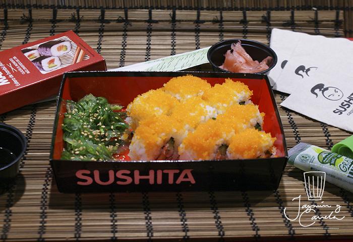 Sushi California Rolls – Maki Sushi