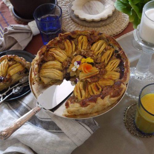 Tarta de manzanas Livinda