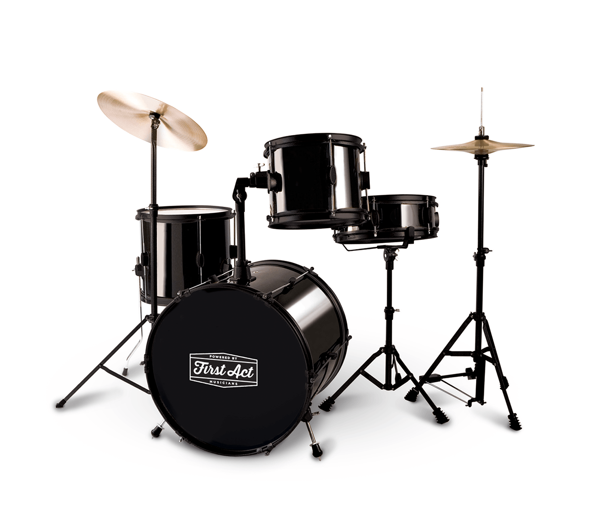 First Act Real Multiply wooden drumshells   First Act   Jazwares First Act   Drum Set  Drum Set