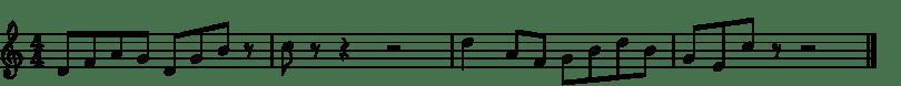 分散和音メジャーツーファイブワン