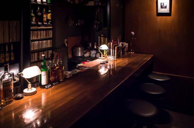 札幌「bar81」ジャズ喫茶案内