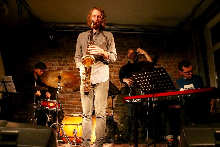 Lennart Allkemper Quartett im ROXI