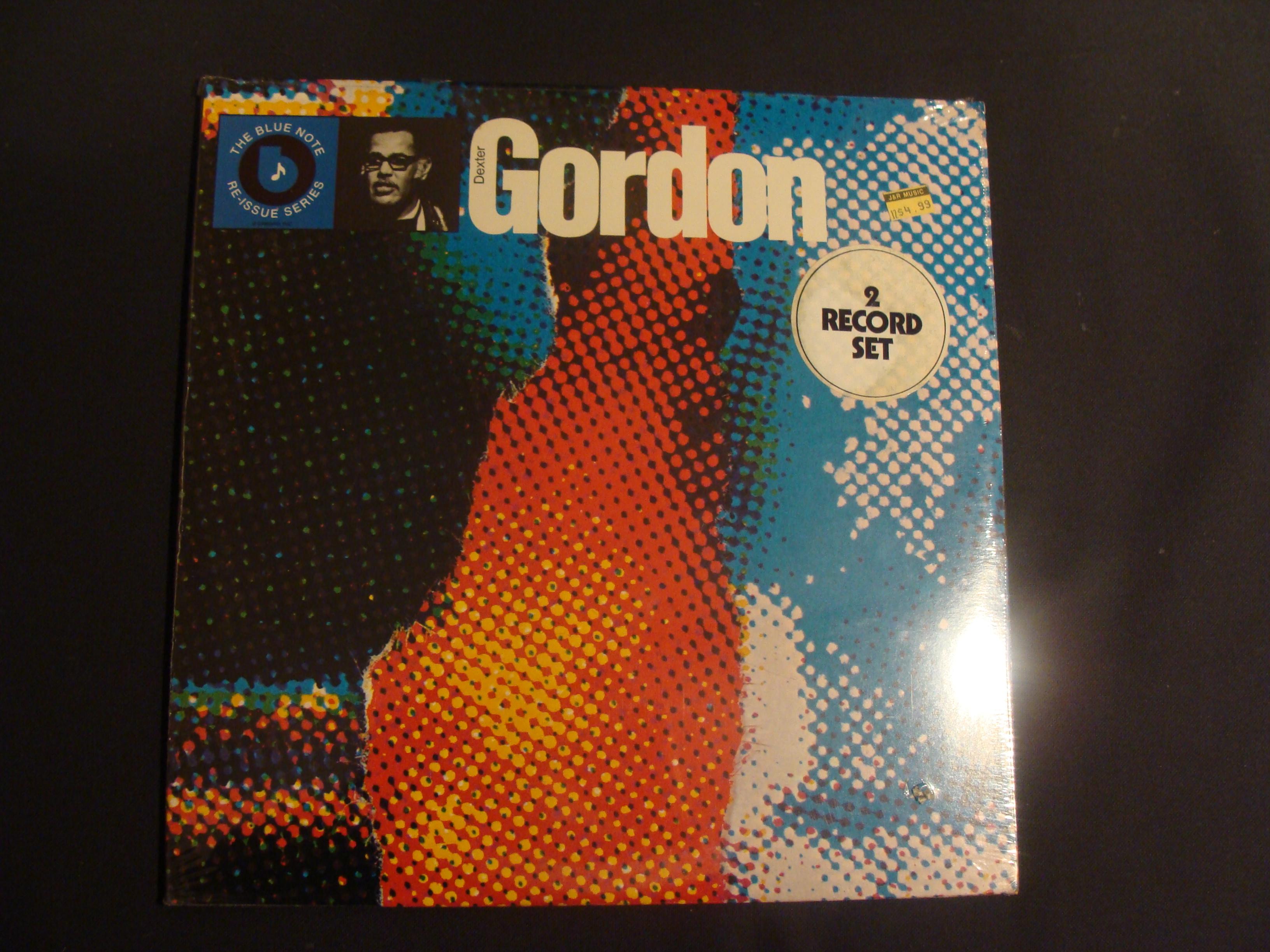 Jazz Collector To Give Away Dexter Gordon Jazz Vinyl Jazzcollector Com