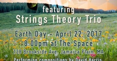 JCA Orchestra and Strings Theory Trio 4/22
