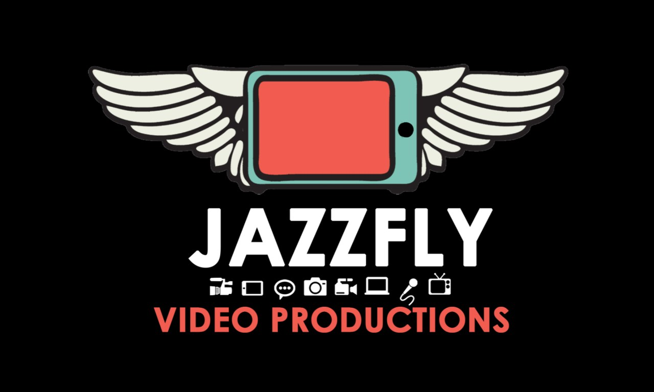 Jazzfly Video Productions 2017 logo