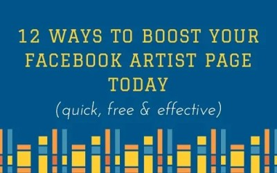 Jazz Musicians: 12 Quick Tips For Your Facebook Artist Page