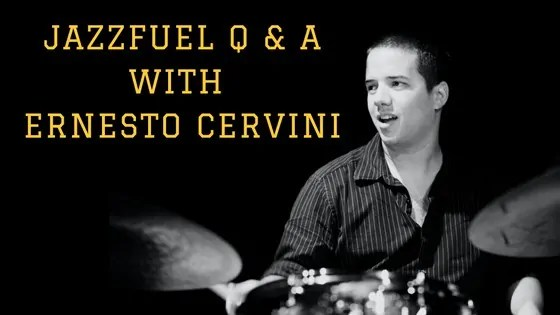 International Touring + Jazz PR <br>Q&A with Ernesto Cervini