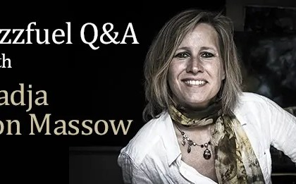 Helping Jazz Musicians Win Online <br>Q&A with Digital Expert Nadja von Massow