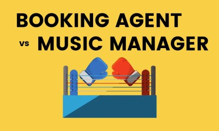 Booking Agent vs Music Manager (the jazz musician guide)