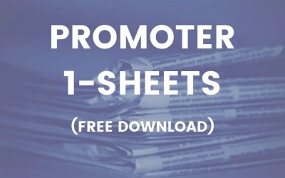 How To Get Maximum Free Publicity For Your Gig: Jazz Promoter 'One-Sheets'
