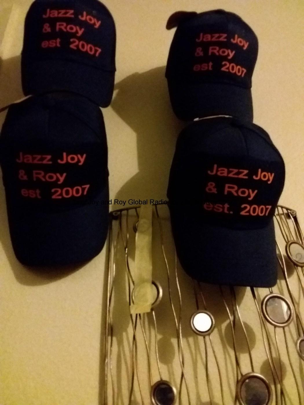 Free Jazz Joy and Roy summer hat