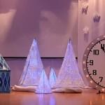 Часы с лампами Jazzlight