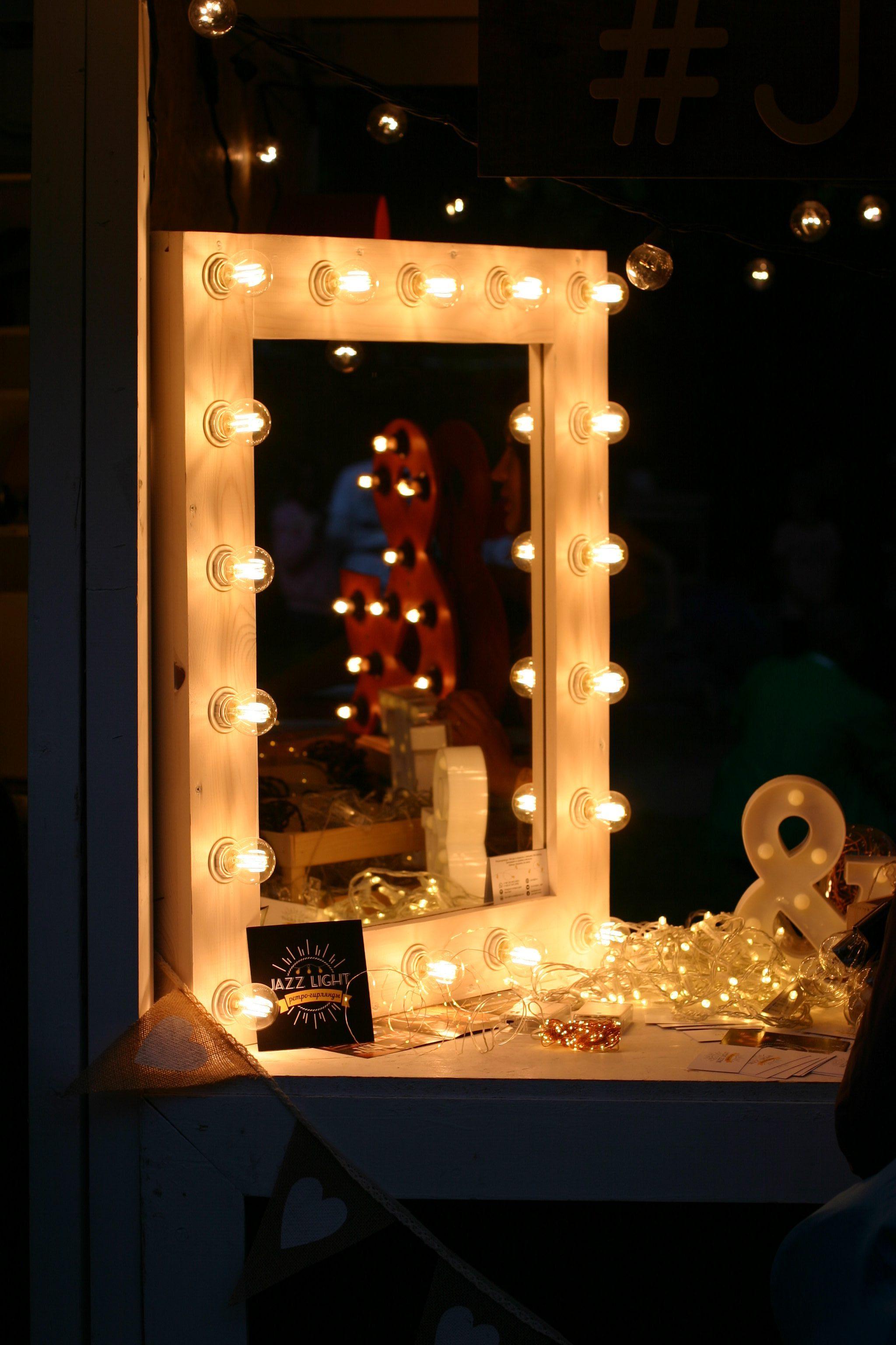 Гримерное зеркало Jazzlight