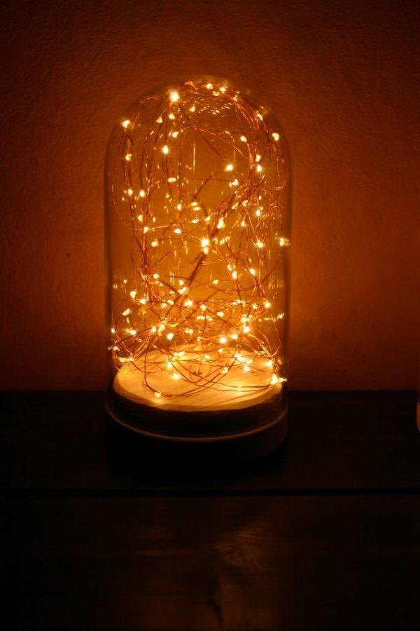 Светильник Jazzlight с мелкими светодиодами