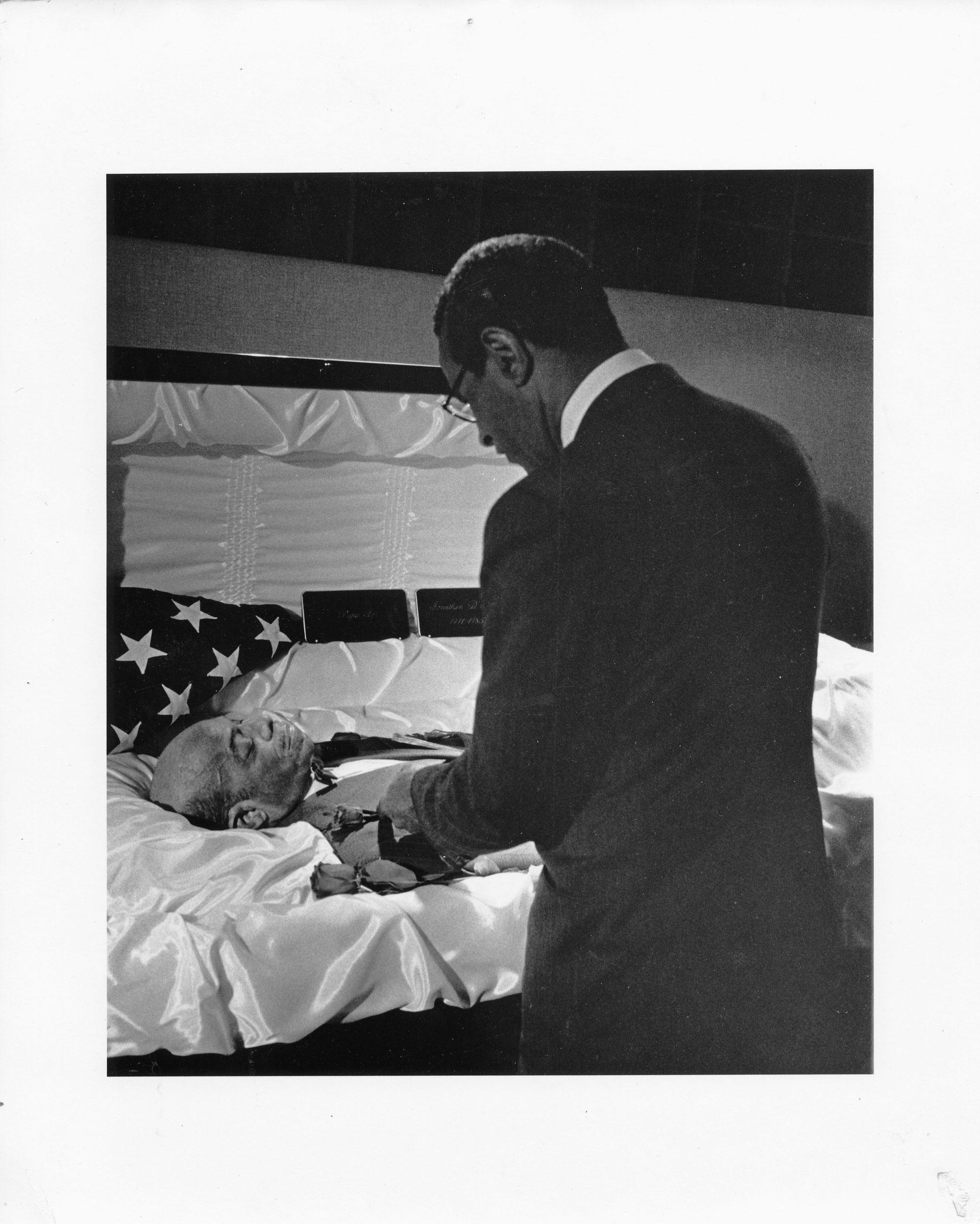 Jo Jones Funeral
