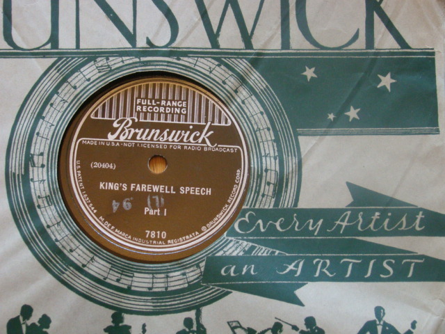 78s from Carousel 021