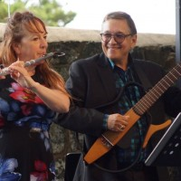The Ann Craig Duo at the Port Fairy Jazz Festival 2019