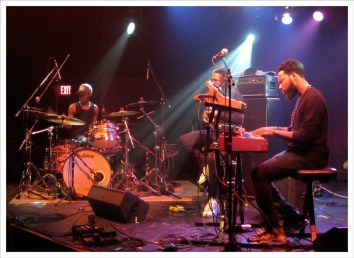 Cory Henry Trio - Rex Theater - 2014