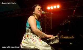 Champian Fulton live at Gouvy Jazz