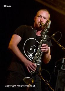 Belgrade jazz 2013, Nik Bartsch Ronin