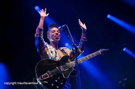 Lianne La Havas live op Gent Jazz 2016