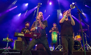 The Budos Band Live at Gent Jazz 2016