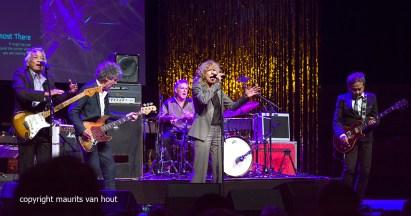 Rotterdam, 30 juni 2017. In het Nieuwe Luxortheater in Rotterdam worden de Jazz/world Edisons uitgereikt. Foto: Barrelhouse won de publieksprijs