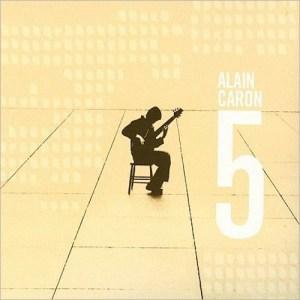 Alain Caron: 5
