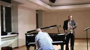 Scott Robinson + Emil Viklický Trio: Summertime