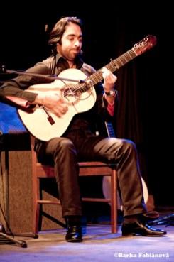 Juan Carmona kvartet