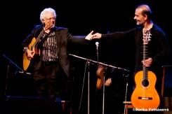 Juan Carmona a Larry Coryell