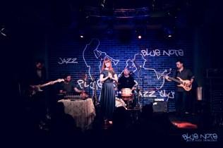 Bloom - koncert v klube Blue Note, Nové Mesto nad Váhom