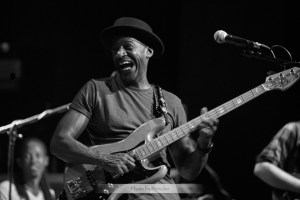 Fotoreport: Marcus Miller v Roxy