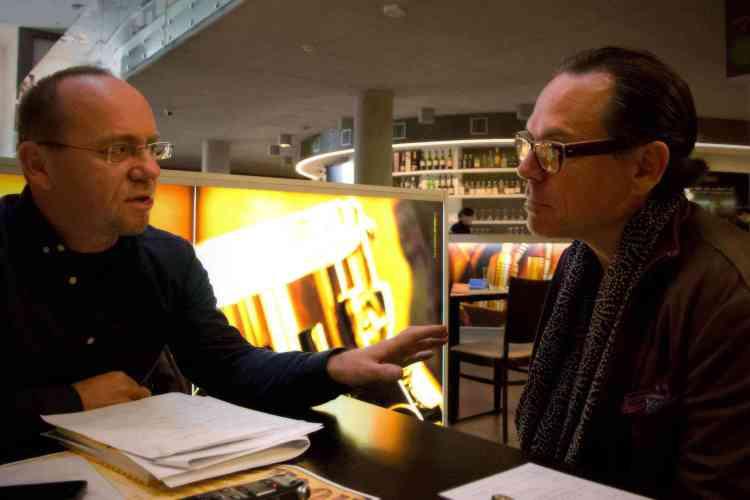 Kurt Elling Interview