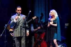 Moravia Music Fest – svedok premiéry duetu Anny Marie Jopek aKurta Ellinga